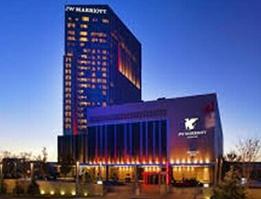 MARRIOTT HOTEL VE AVM
