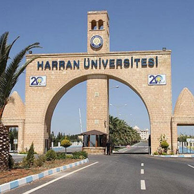 HARRAN--UNiVERSiTESi